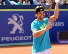 David Ferrer with Tennis by Peugeot ! #Peugeot #Tennis #Ferrer #TennisbyPeugeot