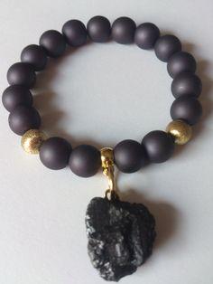 Coal jewelery www.handmade-ja.com