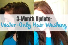 3 Month Update: The Ultimate Water Only Hair Washing Routine – [No Shampoo!] – RESULTS   Just Primal Things