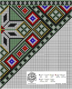 Loom Patterns, Beading Patterns, Cross Stitch Designs, Cross Stitch Patterns, Beads Pictures, Sampler Quilts, Bead Crochet Rope, Chart Design, Tapestry Crochet