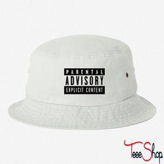 Parental Advisory bucket hat from Teee Shop. Saved to Bucket hats. Shop more products from Teee Shop on Wanelo.