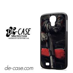 Metal Gear Solid Big Boss Art DEAL-7077 Samsung Phonecase Cover For Samsung Galaxy S4 / S4 Mini