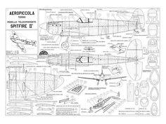 Spitfire II - plan thumbnail