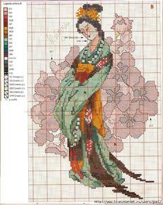 oriental girl 1