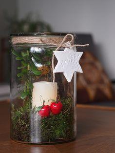 Pilviraitti: joulu Christmas Diy, Table Decorations, Furniture, Home Decor, Decoration Home, Room Decor, Christmas Makes, Home Furnishings, Homemade Christmas
