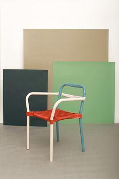 Udo chair by Jörg Höltje Studio Hausen.