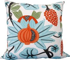 Designer Decorative Pillow Cover-Osborne and by KLineDeco on Etsy