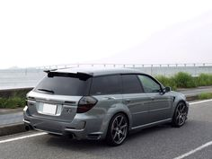 outback bumper replacements - Subaru Legacy Forums