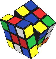 Celebramos el 40 aniversario del Cubo Rubik. Qué gran invento ¡Felicidades!