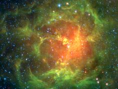 nebula   Infrared image of the Trifid Nebula - M20. bing.com