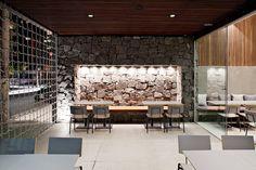 Emporio Baglione restaurant by Rocco & Vidal + Arquitetos, Sao Paulo #detail