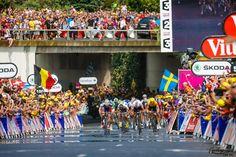 Tour de France  2012 stage - 13
