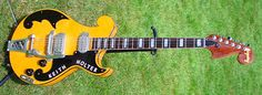Keith Holter's 1953 Bigsby guitar