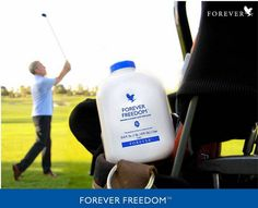 Forever Freedom! For golfers, runners and other sports players as well as for arthritis sufferers among others!