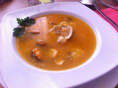 Marisa en la Cocina: Sopa de Marisco o Sopa de Pescado