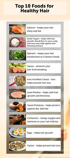 Try these 10 Foods for Healthy Hair #HealthyHair #Foods #HealthAndBeauty