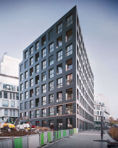 Lot 4.2 is part of the new Clichy-Batignolles mixed development area and is located at the edge of boulevard Pereire, at the meeting point of two different p...