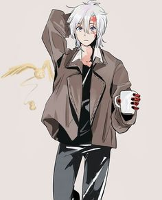 Why does a fictional character look better than i ever will? Boys Anime, Anime Couples Manga, Hot Anime Guys, Cute Anime Couples, Vampire Academy, Ken Anime, Anime Art, D Gray Man Allen, Lenalee Lee