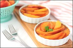 Hungry Girl's Slow-Cooker Scalloped Peaches