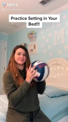 Morgan on TikTok Volleyball Videos, Volleyball Tryouts, Volleyball Skills, Volleyball Practice, Volleyball Setter, Volleyball Training, Volleyball Quotes, Coaching Volleyball, Volleyball Hair