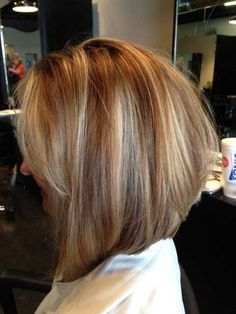 Inverted-Bob-Hairstyle » New Medium Hairstyles