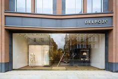 Delpozo flagship store by CuldeSac, London – UK » Retail Design Blog