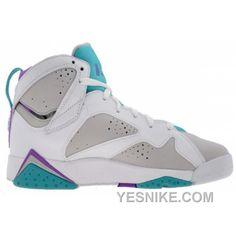 new arrivals 6fe6f 0d9af Buy New Air Jordan Retro 7 (gs) Girls Ntrl Gry Mnrl Bl Bright Vlt Whi from  Reliable New Air Jordan Retro 7 (gs) Girls Ntrl Gry Mnrl Bl Bright Vlt Whi  ...