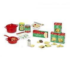 Pasta Play Set - 3TL s.r.o.