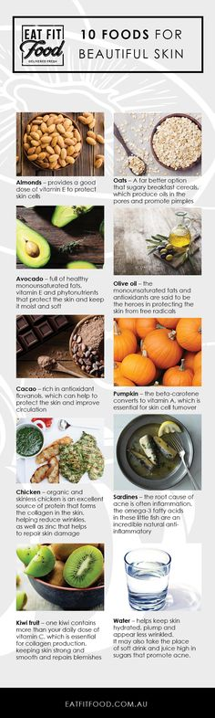 How to get a radiant glow, banish wrinkles, and keep skin supple and soft-one bite at a time, try these fabulous foods today!