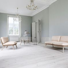 White Wash Elle Decor