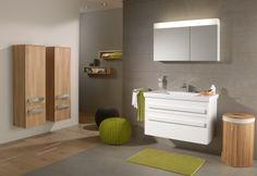 Pomysł na wyposażenie łazienki Villeroy & Boch subway 2.0