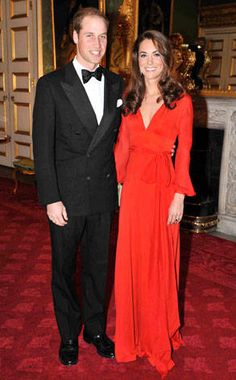 Royal Red from Kate Middleton's Best Looks