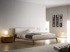 Contemporary sideboard / in wood / lacquered - AURA by Angel Martí & Enrique Delamo - TREKU