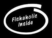 New Custom Screen Printed T-shirt Fishaholic Small - 4XL Free Sh