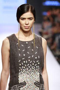 #Lakme #Makeup #Fashion #Style #Trends #LakmeFashionWeek #Summer #SummerResort2015 #DesignerWear