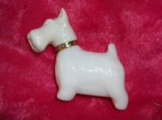 Avon Vintage 1970's Scottie Dog perfume by CollectingDaffodils