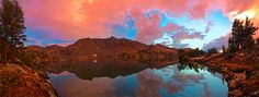 Woods Lake Backpacking Trip / Kelvin Kuo
