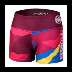 Camo 2 Women Compression Shorts  #pitbullsports #streatwear #buy #tee