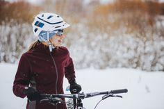 Club Ride Apparel Fall Winter 2015 Queen Anne Biking Red Sun Valley Idaho Fat Bike