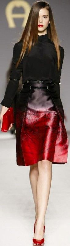 Aigner Ready To Wear Fall Winter 2014 Milan - V