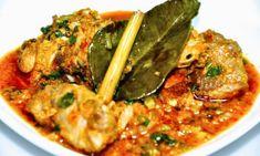 Resep Ayam Woku Lezat Khas Manado - WinNetNews.com Indonesian Desserts, Indonesian Food, Indonesian Recipes, Seafood Recipes, Chicken Recipes, Asian Recipes, Ethnic Recipes, Manado, Hot Dog