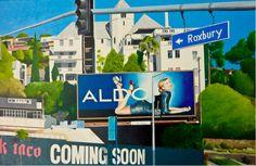 John Tierney - Pinturas de L.A.