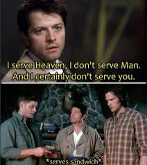 Cas being helpful