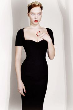 Léa Seydoux for L'Express Styles Magazine France, February 2014