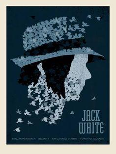 Jack White - Methane Studios - 2014 ----