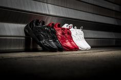 ***RELEASE REMINDER*** Three colorways of the Puma Disc 89 will be available at our shop on Friday! Release: 6.11.2015 | Midnight | EU 40,5 - 46 | 190,-€