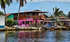 Panama, Leben am Wasser http://fc-foto.de/24361934