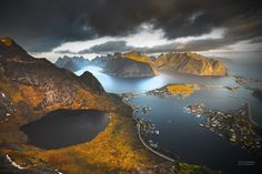 Top of the World by Fatih M. Sahbaz on 500px  #North #Norway