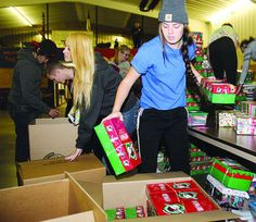 Operation Christmas Child has record-breaking year