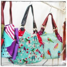 @iremabags #handbags Spring15 Collection. Japanese #patterns. #SustainableFashion